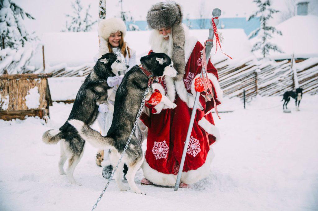 Знайте карельского Зимнего Деда в лицо. Фото: Николай Смирнов
