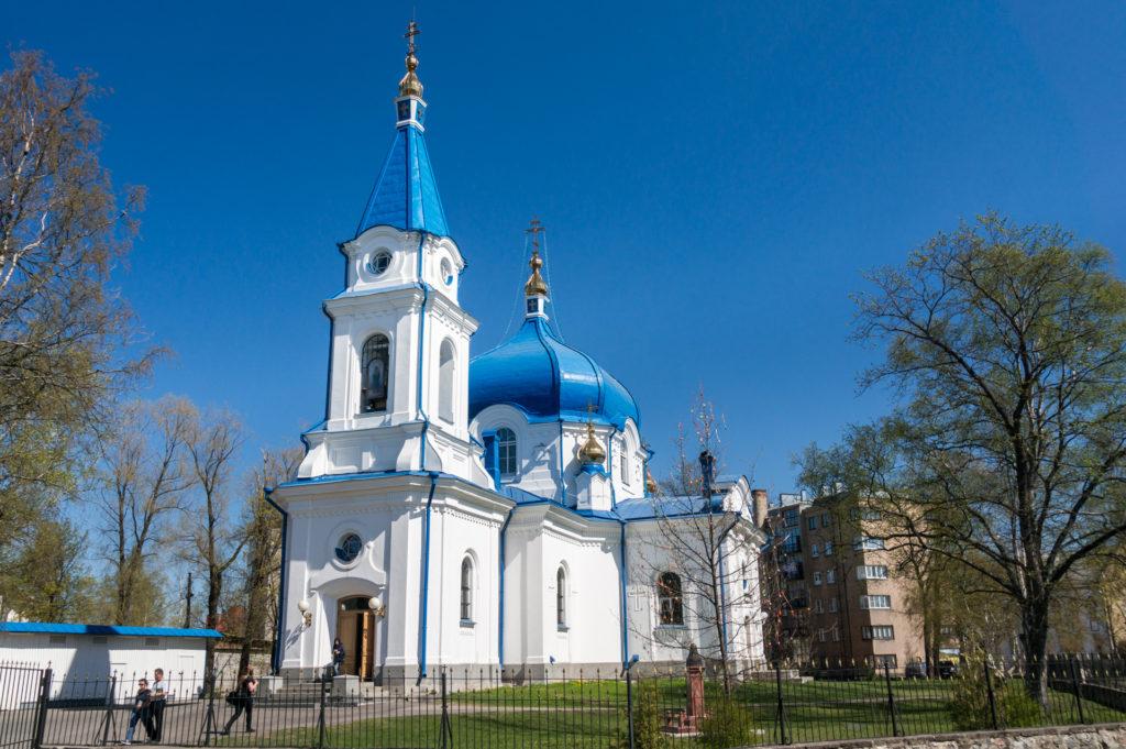 Никольский храм Сортавалы. Фото: Дмитрий Плешаков