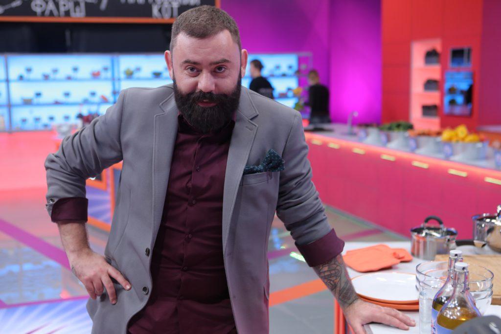 Основатель проекта Gastreet, ресторатор Дмитрий Левицкий. Фото: пресс-служба ТНТ